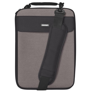 Neoprene Laptop Case - Gray Accommodates Up To A 13in Lapto