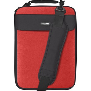 Neoprene Laptop Case Red Fits Up To 13in Laptop / Mfr. No.: Cls358rd
