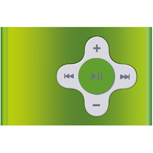 Sweex Clipz MP305 2GB Flash MP3 Player