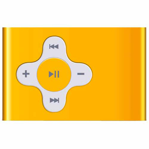 Sweex Clipz MP303 2GB Flash MP3 Player