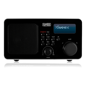 Sweex MM220 Internet Radio