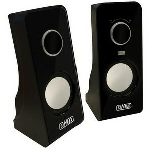 Sweex 2.0 Multimedia Speaker System