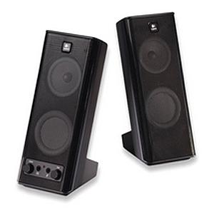 Logitech X-140 Speaker System