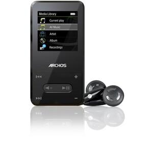 Archos 1 Vision 4GB Flash MP3 Player