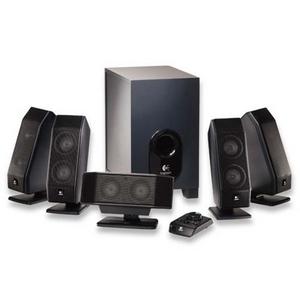 Logitech X-540 Speaker System