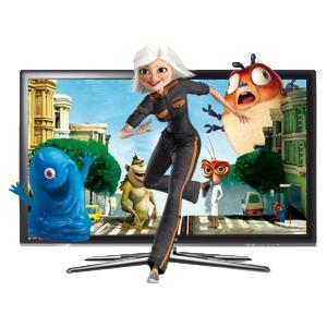 "Samsung UE46C7000 46"" LED-LCD TV"