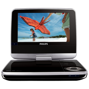 Philips PET742 Portable DVD Player