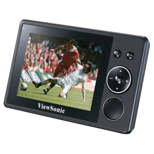 "Viewsonic VTV35 Portable 3.5"" LCD TV"