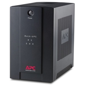 Back Ups Rs 500 230v Without Auto Shutdown Software Asian / Mfr. No.: Br500ci-As