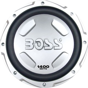 Boss Chaos Exxtreme 12in Sub 1400w High Efficiency Cone 4-Oh / Mfr. No.: Cx122