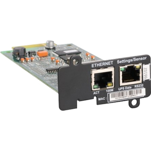 LCD Ups Network Mgmt Card / Mfr. No.: 46m4110