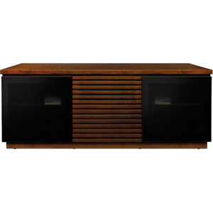 Contemporary Espresso Finish Wood Holds Up To 7 Audio/Video / Mfr. No.: Pr-11