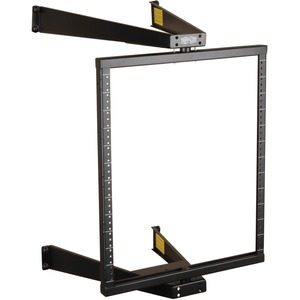 12u Wall Mount Pivoting Open Frame Rack Cabinet Hinged / Mfr. no.: SRWO12US
