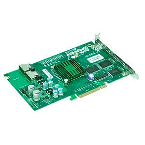 Supermicro AOC-USAS2-L8e MegaRAID LSISAS 2008 8-port SAS RAID Controller