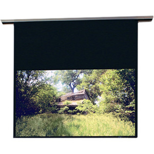 """Draper Access 104015L Electric Projection Screen - 100"""" - 4:3 - Ceiling Mount"""