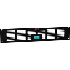 Netshelter Av Vent Panel With Temperature Display 2u / Mfr. No.: Acac40000