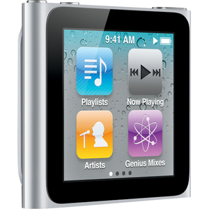 Apple iPod nano 16GB Flash MP3 Player