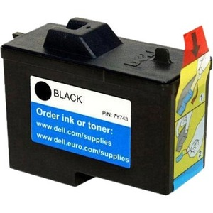 High Res Black Ink Cartrdge Series2 For A940/A960 Aio 330-0 / Mfr. No.: 7y743