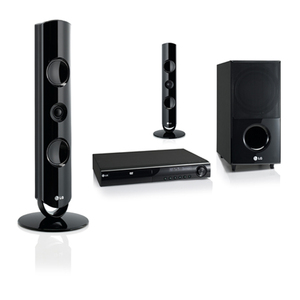 LG HT44M Home Theater System