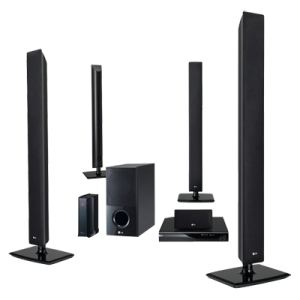 LG HT805THW Home Theater System