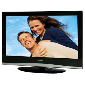 Sanyo CE26LD08-B LCD TV
