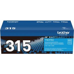 Brother® Laser Cartridge High Yield TN315C Cyan