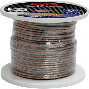 12 Gauge 50ft. Spool Of High Quality Speaker Zip Wire / Mfr. No.: Psc1250