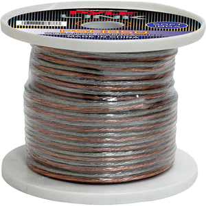 18 Gauge 50ft. Spool Of High Quality Speaker Zip Wire / Mfr. No.: Psc1850