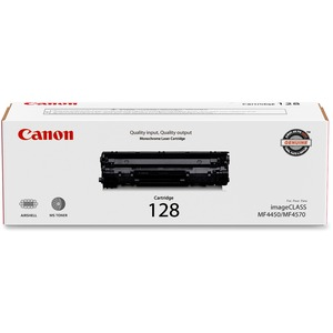 Canon Copier Toner Cartridge 3500B001 #128 Black