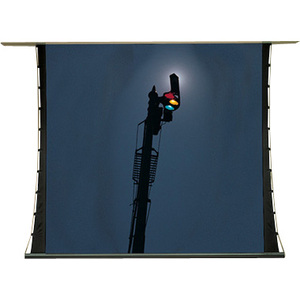 """Draper 102350QL Electric Projection Screen - 123"""" - 16:10 - Ceiling Mount"""