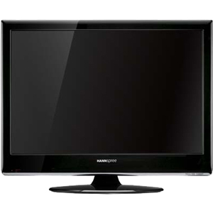 "Hannspree SJ28DMBB 27.5"" LCD TV"