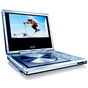 Philips PET710  Portable DVD Player