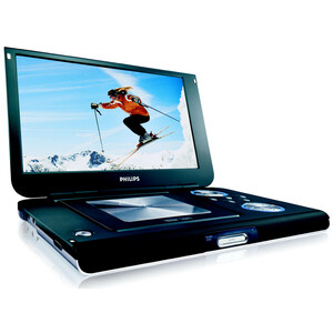 Philips PET1000 Portable DVD Player
