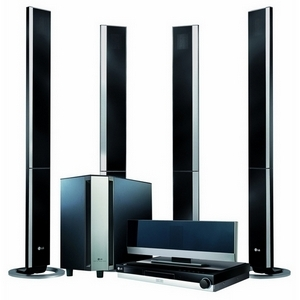 LG LH-RH760TF Home Theater System