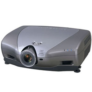 Sharp XV-Z21000 MultiMedia Projector