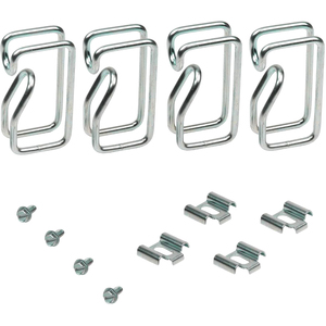 4pk D-Ring Clip Cable Management / Mfr. No.: 137-1733