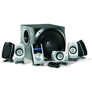 Logitech Z-5500 Digital Multimedia Speaker System