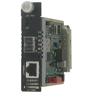 Cm-1110-Sfp 10/100/1000 To 100/1000b-X Sfp Manged / Mfr. no.: 05052190
