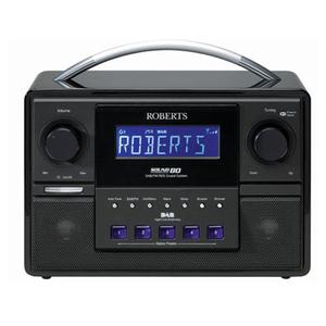 Roberts Radio SOUND 80 Clock Radio