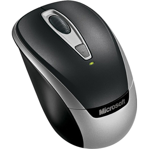 Wireless Mobile 3000 Mouse USB One Time Order / Mfr. No.: 2ef-00002