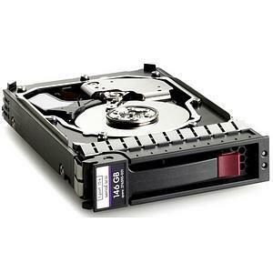 146gb Sas 3gb/S Sp 15k Hp Lff Disc Prod Rplcmnt Prt See Notes / Mfr. No.: 375872-B21