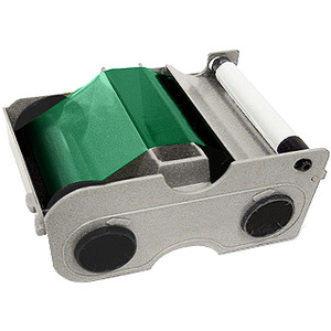 Fargo 45104 Ribbon Cartridge - Green