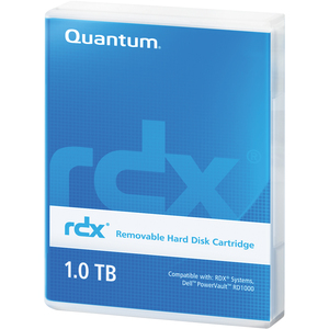 "Quantum MR100-A01A 1 TB 2.5"" RDX Technology Hard Drive Cartridge"