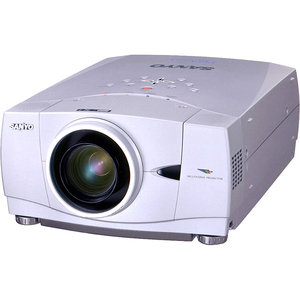 Sanyo PLC-XP50 LCD Projector