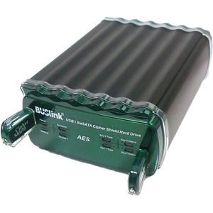 Buslink CipherShield CSE-6T-U3KKB 6 TB External Hard Drive