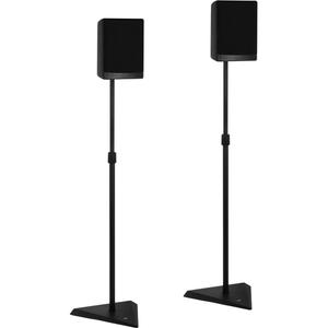 B-Tech Mountlogic Hi-Logic Plus BT10 Speaker Stands with Die Cast Base