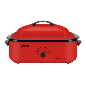 18 Qt Roaster Porcelain - Red / Mfr. No.: 4818-12