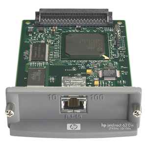 Jetdirect 620n Print Server Eio Disc Prod Rplcmnt Prt See Notes / Mfr. No.: J7934a#Aba