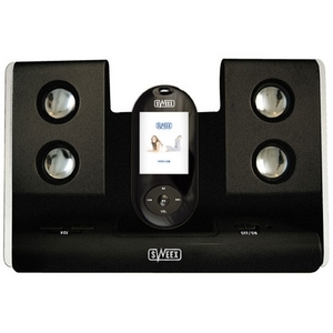 Sweex 2.0 Portable Speaker System