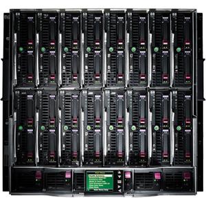 HP Virtual Connect FlexFabric 10/24 Enterprise Edition BLc7000 Option